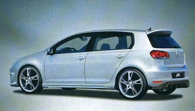 В лучших традициях: Abt Sportsline Volkswagen Golf VI