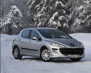 Тест-марафон Peugeot 308