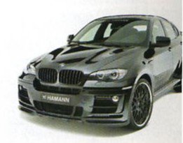 Чудо-зверь Hamann BMW Хб Tycoon