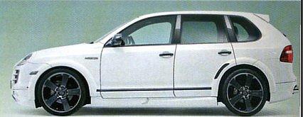 Дитя прогресса Porsche Cayenne JE Desig