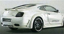 Император Bentley Continental GT Speed