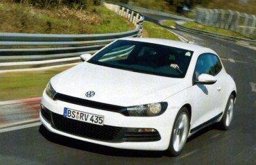 Назвался ветром. Спортивное купе Volkswagen Scirocco