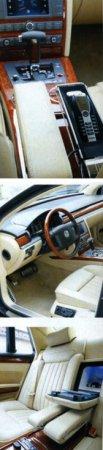 Воплощение комфорта -О сотнях приятных опций Volkswagen Phaeton
