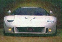 Ford GT90:  назад в будущее