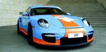 Гроза Северной Петли Porsche 997 ВТ-2 9ff