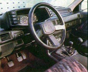 Opel Frontera слегка обновился