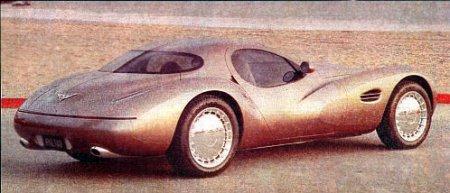 Концептуальные автомобили Chrysler