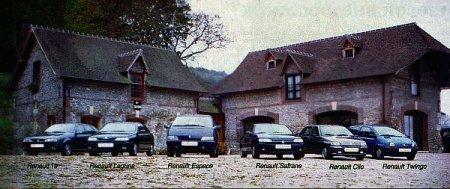 Renault: из франции в Россию