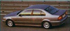 «Пятерка» BMW:  сообщаем подробности