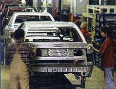 Audi на страже природы