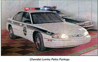 Скромное полицейское шоу