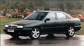 Lancia kappa с немецким макияжем