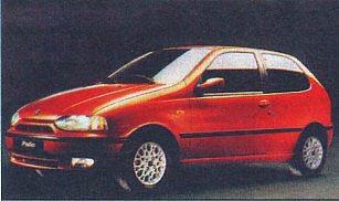 Всемирный Fiat зовут Palio