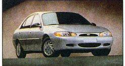 Еще один Ford Escort?