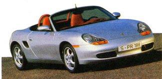 Boxster: новая эра Porsche