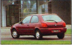 Ford и Mazda: как две капли...