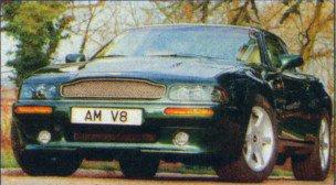 Aston Martin V8 Conpe