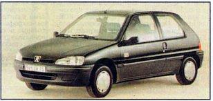 Взгляд назад: Peugeot 106