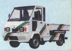 Multicar по-чешски