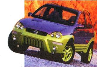 Еще один Бразильский Opel