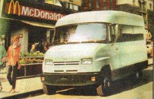 «Малотоннажник» превращается  в фургон