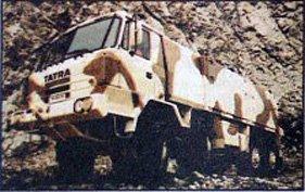 Tatra с дизелем Deutz