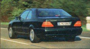 Mercedes: купе с новыми именами