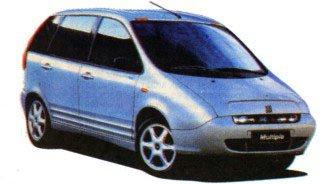 Fiat Multipla:  возрождение однообъемника