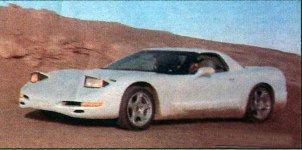 Chevrolet Corvette: перемены