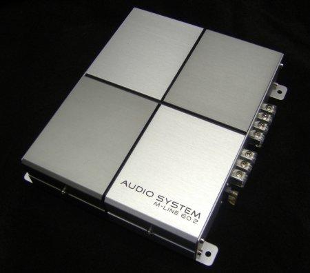 Усилители Audio System серии M-Line