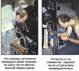 Первый российский автомобиль. Второе рождение