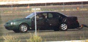 Toyota Camry из Америки