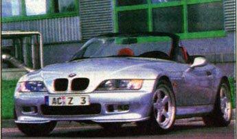 Самый мощный родстер BMW Z3
