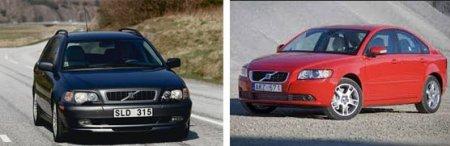 История переименований Volvo