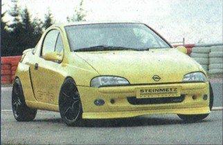 Opel Tigra GT/R: круче некуда