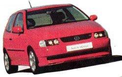 Молодежный Volkswagen Polo