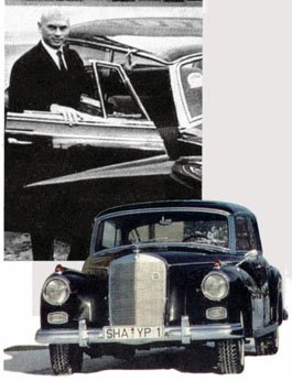 Mercedes  и звезды Голливуда