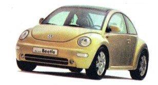 Volkswagen против своего Жука