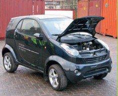 Почему Daimler сдал на металлолом электромобиль?