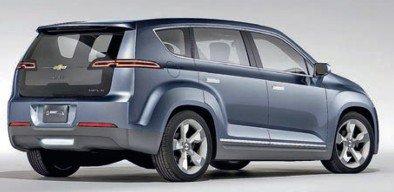 Планы Chevrolet: две модификации от Volt и Электро-spark