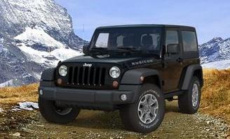 Автомобили Jeep – лидеры среди внедорожников