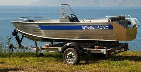 Перевозка лодки: советы по выбору автоприцепа