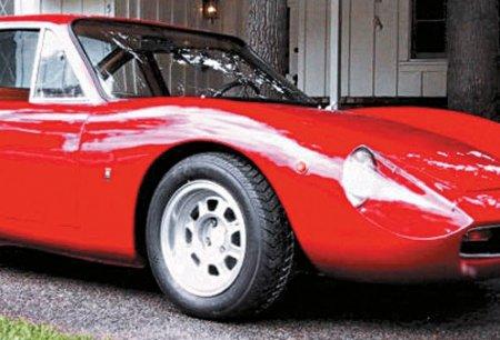 История и описание автомобильной марки De Tomaso