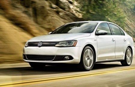 Новый гибрид для американской версии Volkswagen Golf
