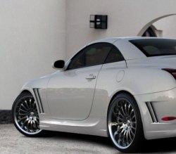 Lexus SC430 – ретро в стиле модерн