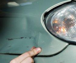 Проведение косметического ремонта авто