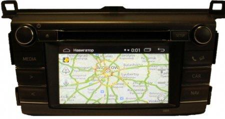 Навигационная система Toyota Rav 4
