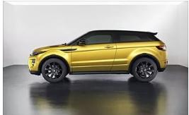Range Rover Evoque 2016: дизайн, который не теряет актуальности