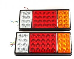Светодиодные задние фонари для грузовиков: особенности конструкции и преимущества