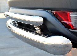 Зачем установить защиту на задний бампер автомобиля?